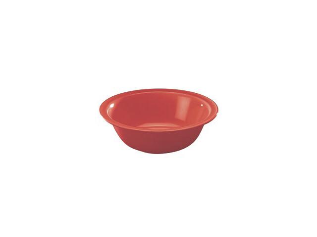 Waca Melamin Skål stor Ø 23,5 cm Spiseservice rød